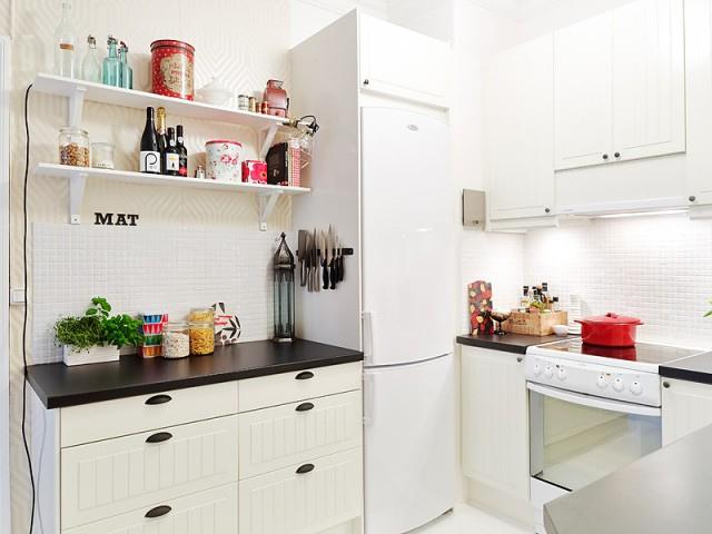 厨房上下橱柜