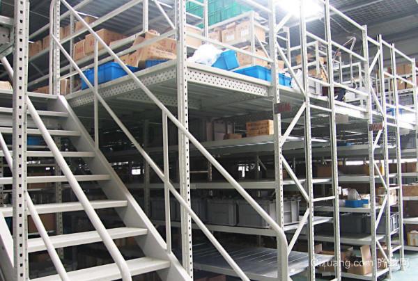 阁楼式货架生产厂