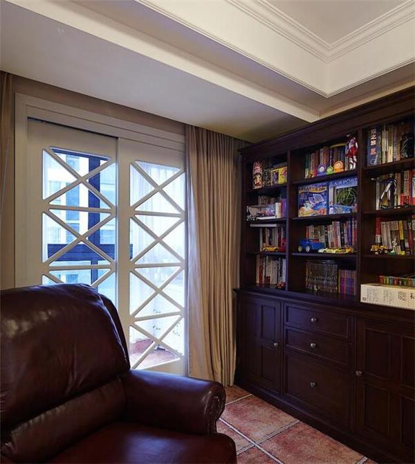 148㎡简美新房装修案例 客厅不吊顶反而更美了