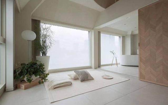 三亚34㎡小户型大翻新,家中空间放大两倍