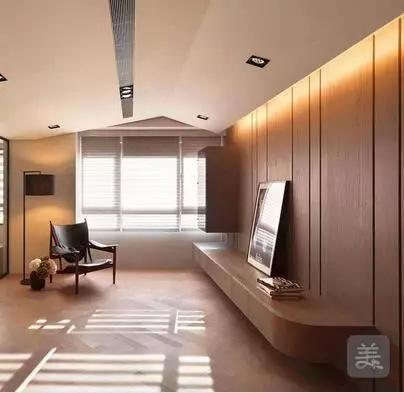 90平极简风两居室 他们竟然花8万就装出来了