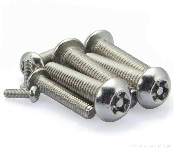 304不锈钢螺丝有没有磁性