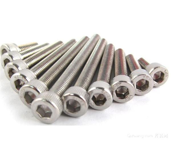 304不锈钢螺丝