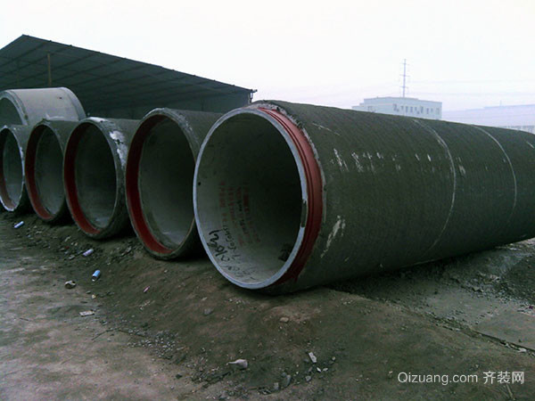 混凝土排水管的施工注意事项