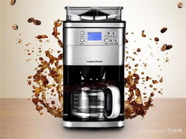 胶囊咖啡机优势一