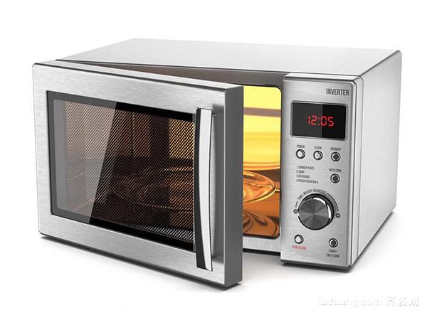 电烤箱和微波炉区别二