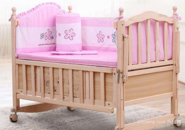 婴儿床有必要买吗 新生儿该不该睡婴儿床呢
