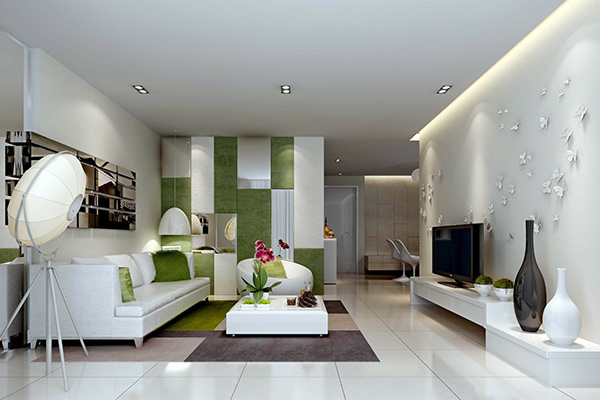 客厅装修风格设计方案