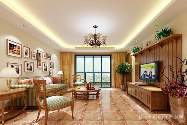 2018年客厅装修风格设计方案 时尚又流行图片