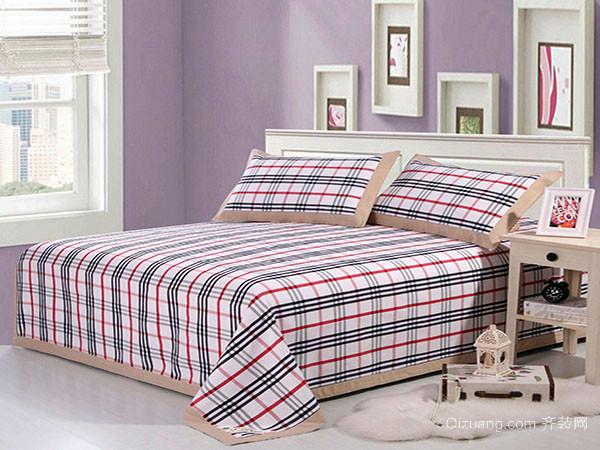 纯棉床单四件套怎么分辨