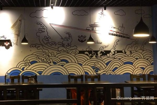 北京墙绘多少钱一平米