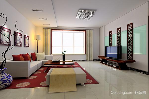 家装客厅搭配方法