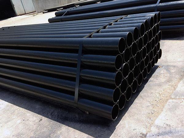 柔性铸铁排水管的安装过程