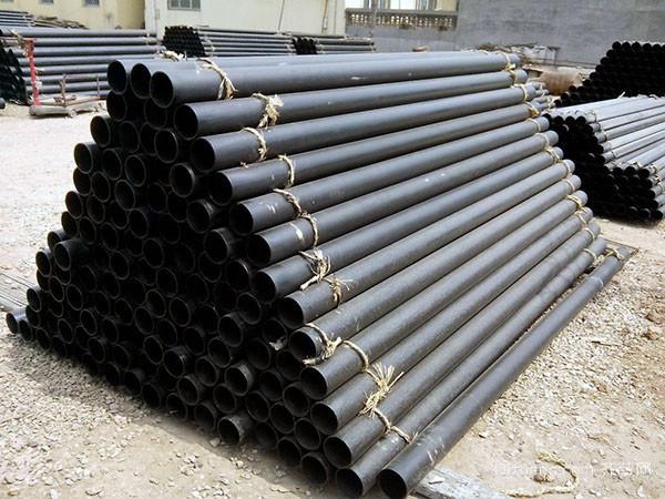 柔性铸铁排水管的安装