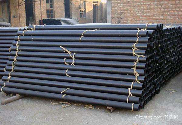 柔性铸铁排水管的特点是什么