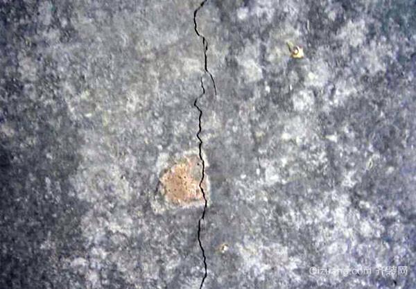 混凝土裂缝怎么处理