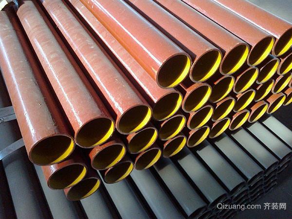 柔性铸铁排水管的特点