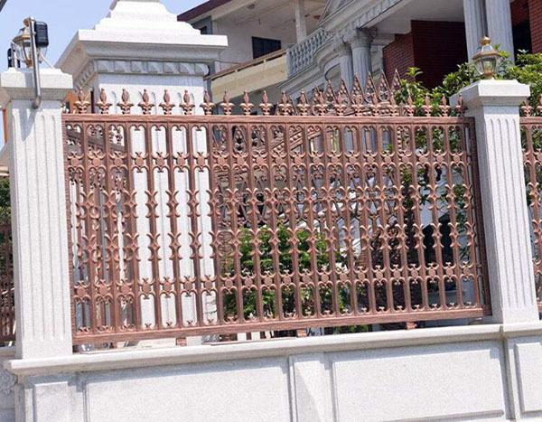围墙栏杆的厂家
