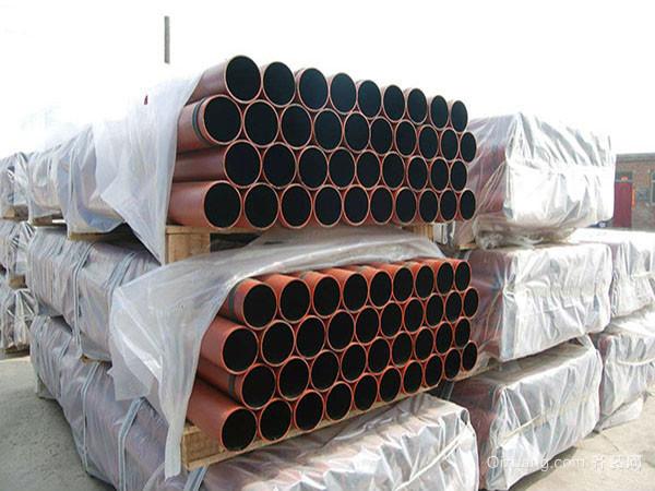 柔性铸铁管和球墨铸铁管
