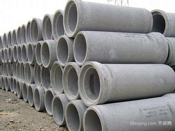 水泥排水管的正确安装方法