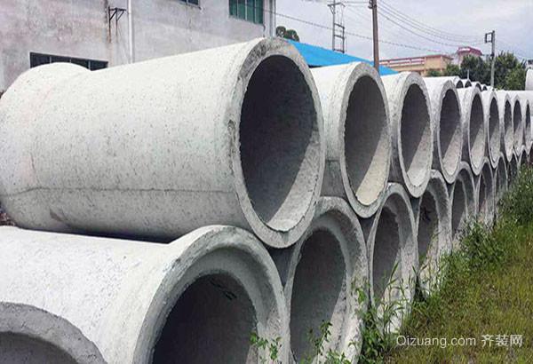 水泥排水管的安装方法