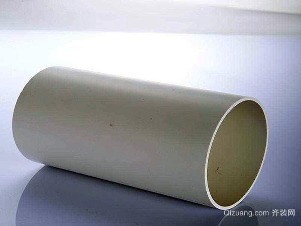 塑料排水管的基础知识讲解