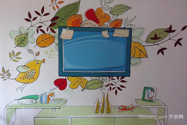 郑州墙绘工作室