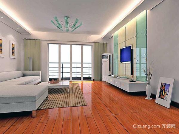 房屋装修实木采暖地板选材