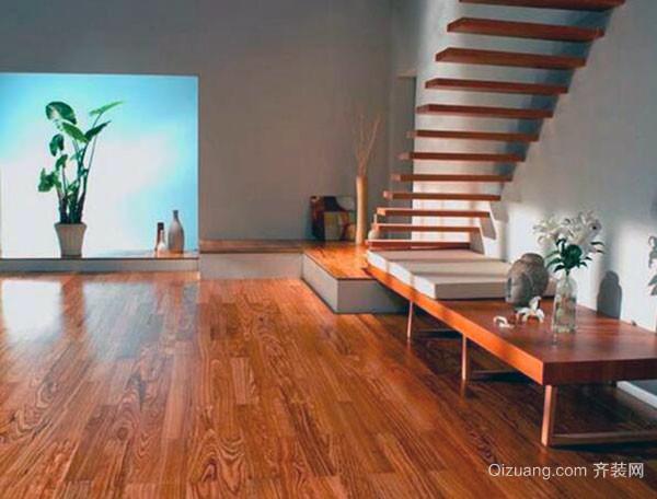 房屋装修地板选材
