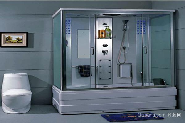 卫生间选购淋浴房