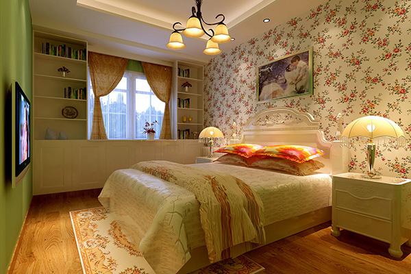 卧室墙纸选购主要事项
