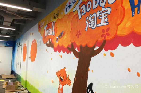 墙绘公司介绍