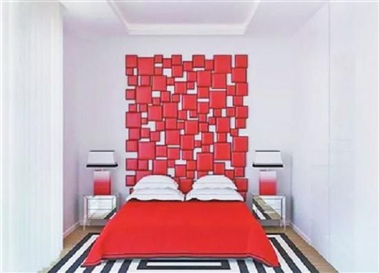 """卧室的""""新年妆"""""""