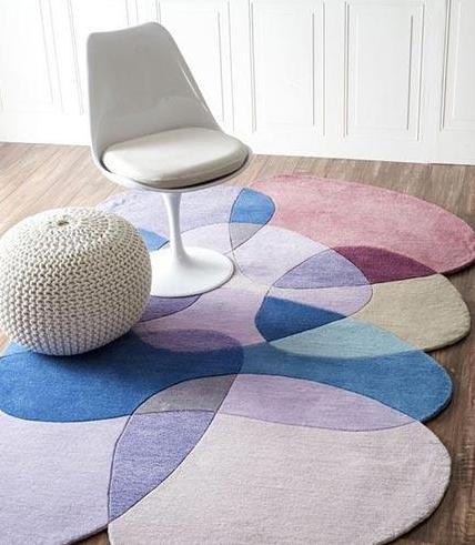 卧室休息区地毯