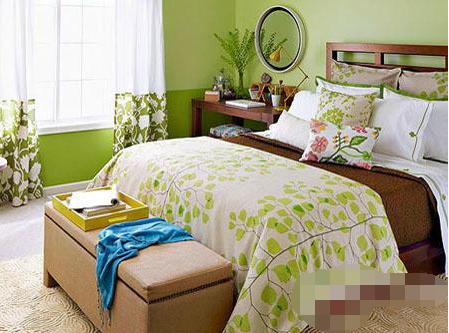 卧室床头地毯