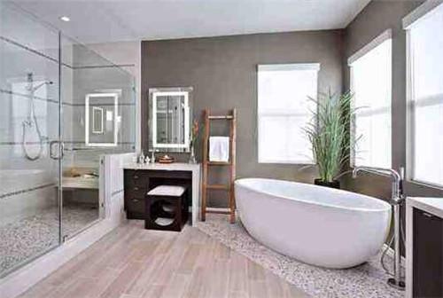 卫浴用品高度的选择