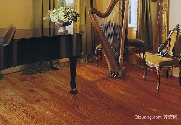 强化地板和复合地板的差距