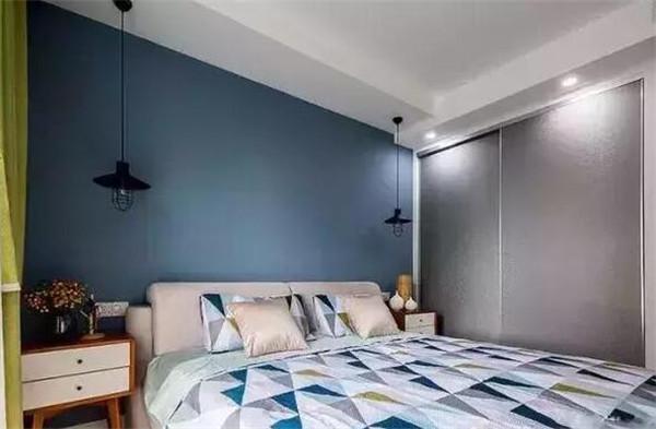 北欧风卧室