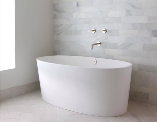 小户型卫生间也能装浴缸 3平米也可以!