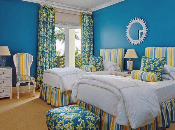 卧室墙纸颜色的装修建议