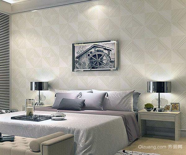 卧室墙纸实力品牌