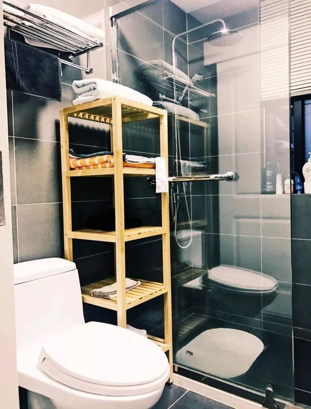 80㎡北欧小三房 对于上班族来说客厅活泼的黄色运用真漂亮