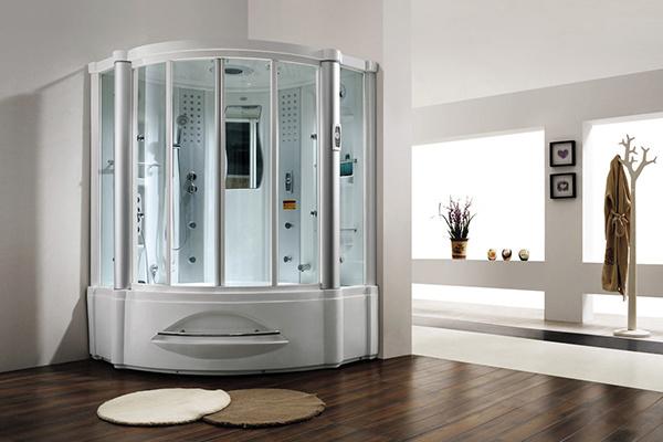 淋浴房清洁保养