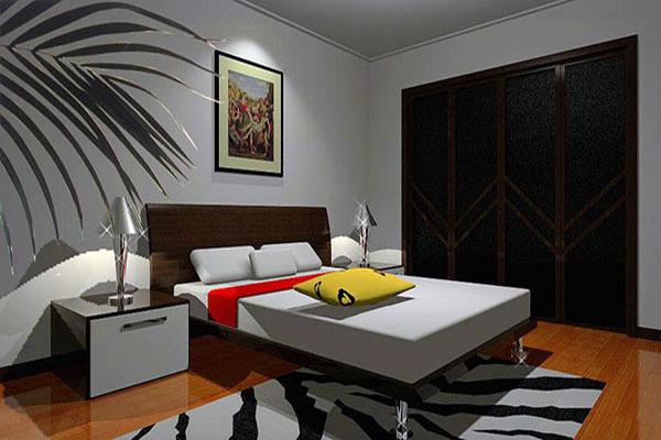 卧室墙纸怎样搭配才合理
