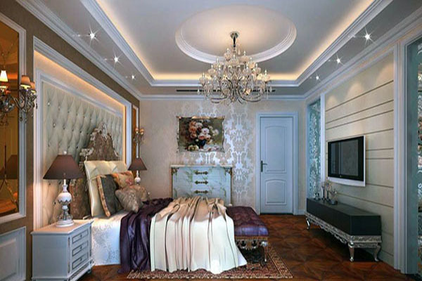 卧室墙纸怎样搭配合理