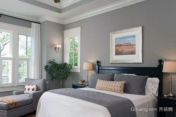 卧室墙纸用什么颜色