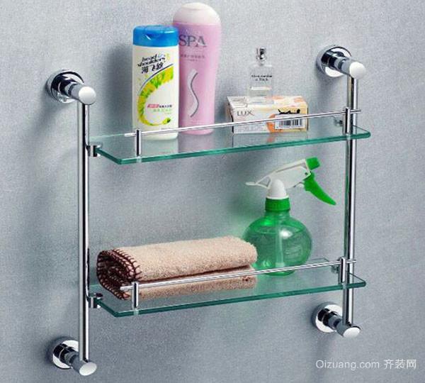 卫浴挂件的保养常识