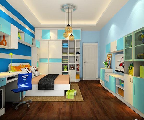 儿童房怎么设计好