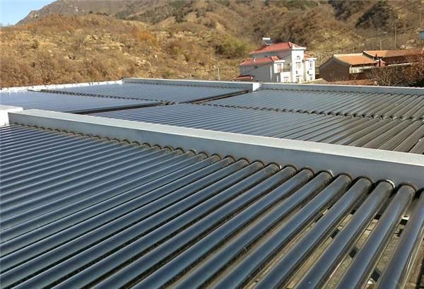 太阳能供暖系统
