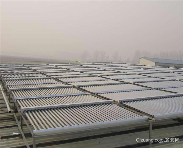 太阳能热水器改装